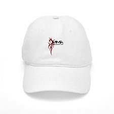 MMA Tribal Tattoo Logo Red Baseball Cap