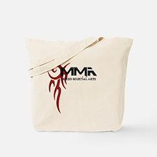 MMA Tribal Tattoo Logo Red Tote Bag