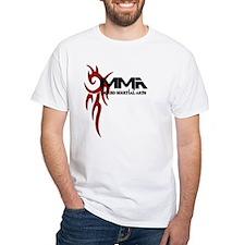MMA Tribal Tattoo Logo Red Shirt