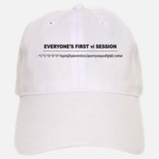 vi Session Baseball Baseball Cap