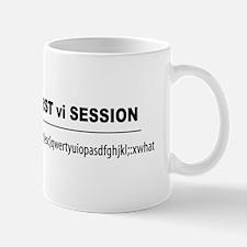 vi Session Mug