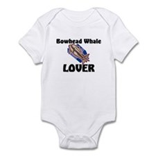 Bowhead Whale Lover Infant Bodysuit