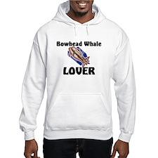 Bowhead Whale Lover Hooded Sweatshirt