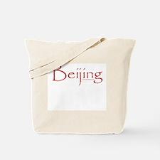 Beijing (Red) - Tote Bag