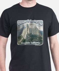I made it Yosemite T-Shirt