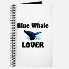 Blue Whale Lover Journal