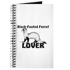 Black-Footed Ferret Lover Journal