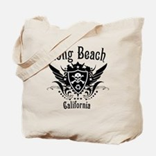 Long Beach Heraldry Tote Bag