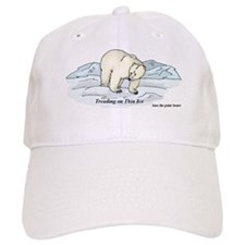 Save the Polar Bears Baseball Cap