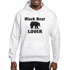 Black Bear Lover Hoodie Sweatshirt