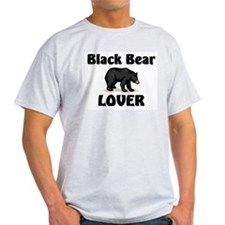 Black Bear Lover T-Shirt