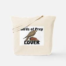 Birds Of Prey Lover Tote Bag