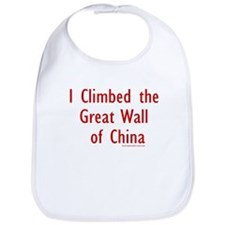 I Climbed Great Wall of China - Bib