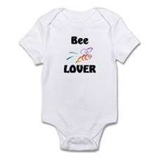 Bee Lover Infant Bodysuit