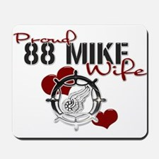 Proud 88 MIKE Wife (Transport Mousepad
