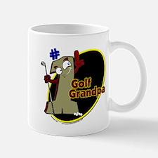Number 1 Golf Dad Mug