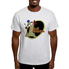 Number 1 Golf Dad T-Shirt