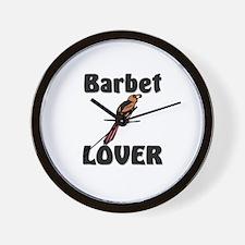 Barbet Lover Wall Clock