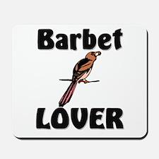 Barbet Lover Mousepad