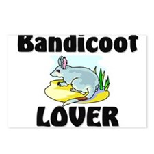 Bandicoot Lover Postcards (Package of 8)