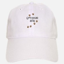 Greyhound Mom Baseball Baseball Cap