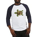 Garden Turtle Baseball Jersey