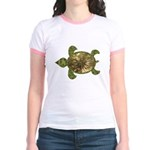 Garden Turtle Jr. Ringer T-Shirt
