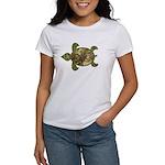 Garden Turtle Women's T-Shirt