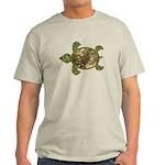 Garden Turtle Light T-Shirt