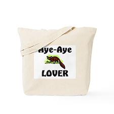 Aye-Aye Lover Tote Bag