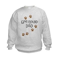 Greyhound Dad Sweatshirt
