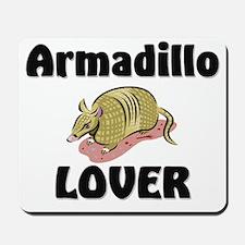Armadillo Lover Mousepad