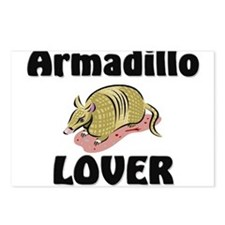 Armadillo Lover Postcards (Package of 8)