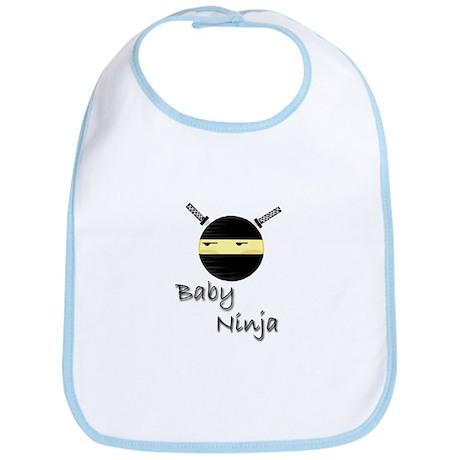 Baby Ninja Bib