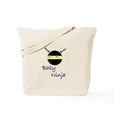 Baby Ninja Tote Bag