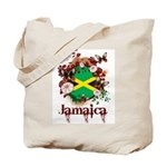 Butterfly Jamaica Tote Bag