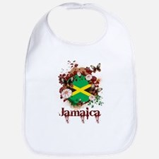 Butterfly Jamaica Bib