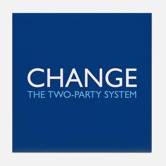Change Tile Coaster