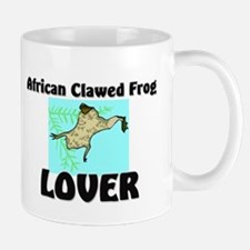 African Clawed Frog Lover Mug