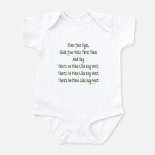 No Place Key West Infant Bodysuit