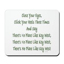 No Place Key West Mousepad