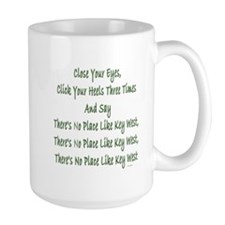 No Place Key West Mug