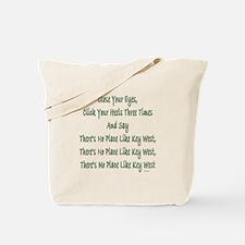 No Place Key West Tote Bag