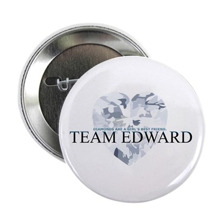 "Team Edward (Diamonds) 2.25"" Button (10 pack)"