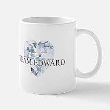 Team Edward (Diamonds) Mug