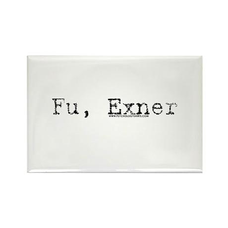 Fu, Exner Rectangle Magnet