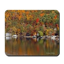 Lakeside Reflections Mousepad