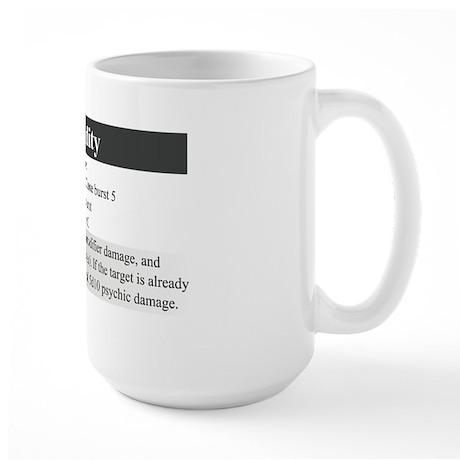 SmiteStupidity Large Mug