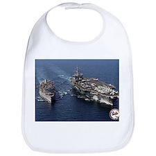 USS Enterprise CVN-65 Bib
