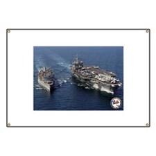 USS Enterprise CVN-65 Banner